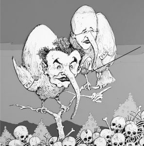 Zopilotes Políticos