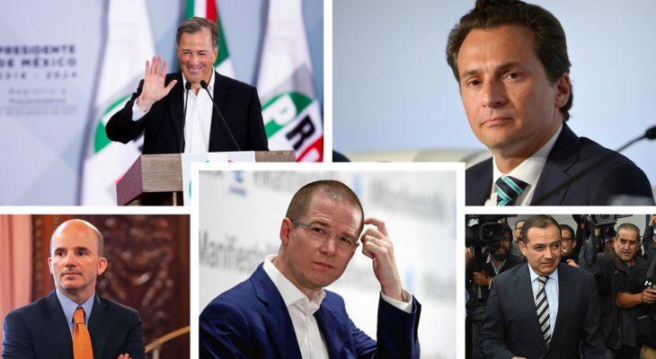 Meade, González Anaya, Cordero y Ricardo Anaya, también recibieron sobornos;  reveló Lozoya – Sin Línea Mx