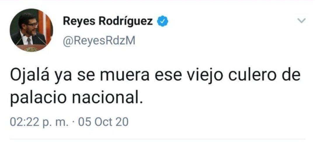 Magistrado cercano a Calderón desea 'muerte' de AMLO; tras el escándalo,  borró el tuit y asegura que lo 'hackearon' – Sin Línea Mx